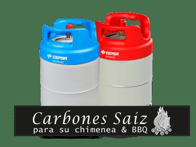 Gas butano/propano