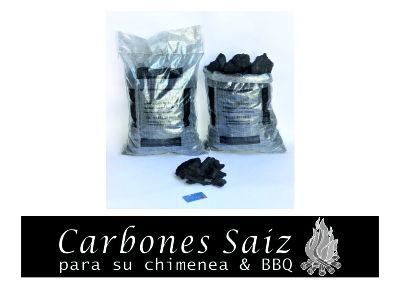 Carbón de leña en Bolsa 5 Kilos