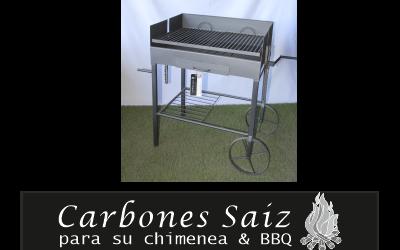 Barbacoas Metal Artesanales