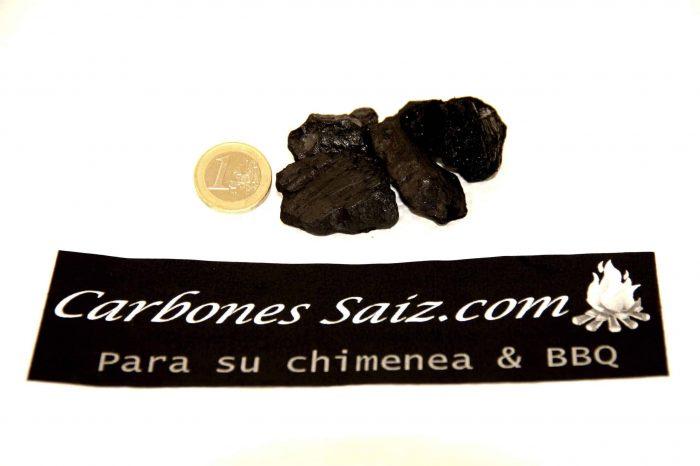 carbón para barbacoas lotusgrill